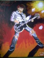 Art Final: Rockin' Frankie by Gigaku