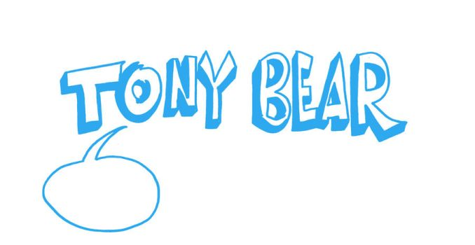 Tony Bear by JBinks