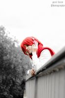 Vocaloid - Akaito Shion by pure-faces
