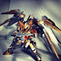 Gundam Kitbash Rytsar - Dual Short Sword by s00nk1a