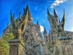 Hogwarts Castle by kgpanelo