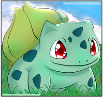 Bulbasaur by aluchen