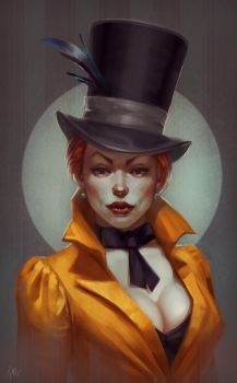 Lady by inSOLense