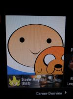Finn and Jake black ops 2 emblem by SimpleTheSaviour