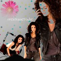 Selena Gomez blend by wonderfulstyle