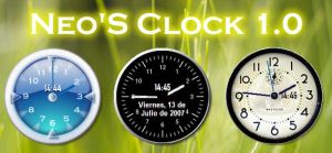 Neo'S Clock by Neo2007