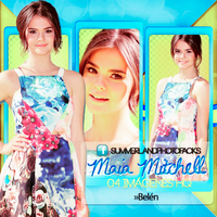 +Maia Mitchell Png's {concurso} by ArianatorHere