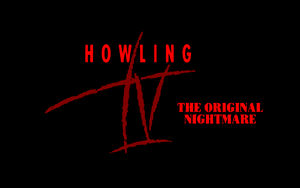 The Howling 4 -Wallpaper by DTWX