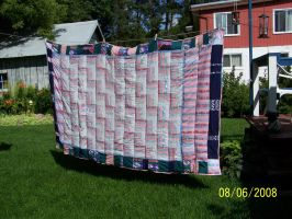 quilt redone by rubies52