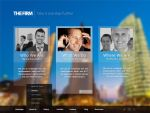 The Firm Website for Small Companies by thebebel