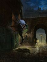 Mi-Go By Gaslight by nightserpent