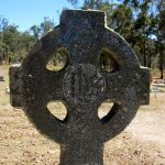 Celtic Cross Cemetery by RavenMaddArtwork