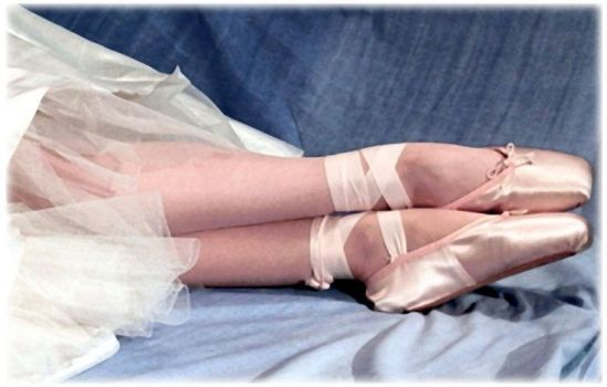Ballet Shoes by Forestina-Fotos