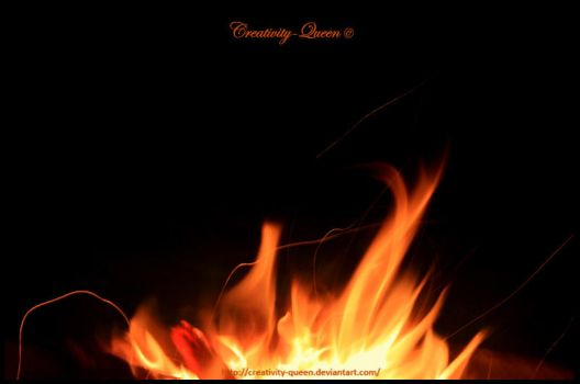 .Flame Symphony. by Creativity-Queen