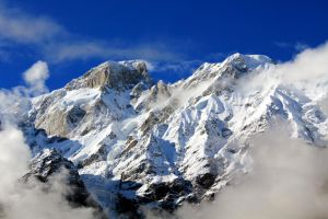 The Himalayan glaciers 2 by Bluefangs