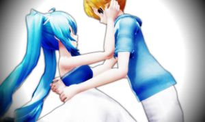 .:MMD:. Your world is my WORLD. by Vocaloid1170