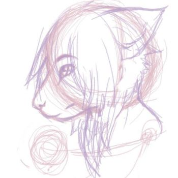 OC Sketch by Neive