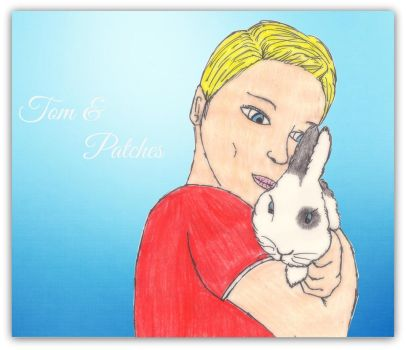 Tom And Patches by NinaEberhard