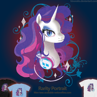 Welovefine: MLP FIM - Madame Rarity Headphone by hinoraito