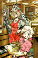 Most Dangerous Color by JohnStaton
