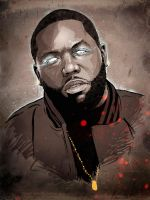 Killer Mike by Joey-Zero