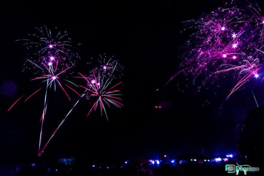 FireWorks 2014 #4 by dhanzzo