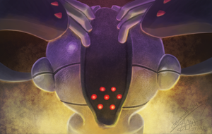 Registeel by ShawnnL