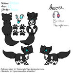 DeJus Reference 2013- New Character by N30N-GL455
