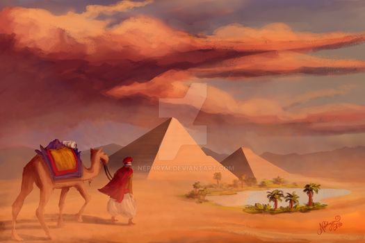 Pyraminds by Nephrym