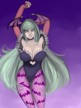 Morrigan by Otakucouture