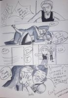 APH -Turkey and Maid-Austria - Germany rescues?! by manga-and-bookNERD