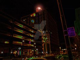 Neon City by mtn-productions