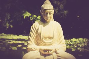 Buddha by CaptainSlooow