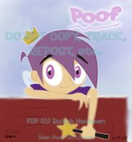 Collab w. Linzee-TEENAGE POOF by danny-phantom-luver
