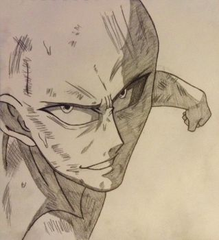 One Punch Man by HappyMo99