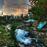 Foamy rivers - water stories by SantiBilly