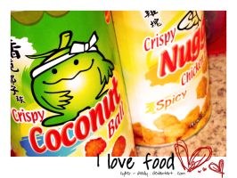I love food :D by Cyber-Shady