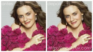 Retouch Alicia Silverstone by madlyluv