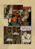 Chapter 1- Haunted Painting. Full Page 26 by ceallach-monster