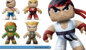 Mighty Muggs Street Fighter by RockyDavies