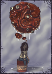 Tumblr Prompt - Thinking of guts by Demmmmy