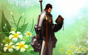 Dungeon Fighter Online - Priest- by TooneGeminiElf