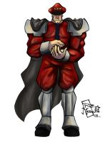 M. Bison by roemesquita