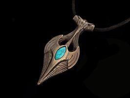 Amulet of Kynareth by Ugrik