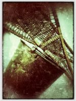 iPhoneography, Rusted, Wore and Frozen by Gerald-Bostock