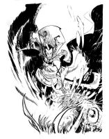 DR. STRANGE_commission by EricCanete