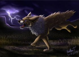 Thunderstorm by Irete