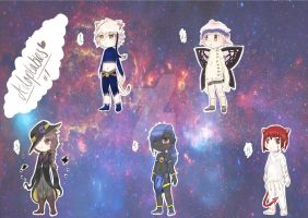 Adoptables ~ Mixed [Closed] by TCS-Adoptables