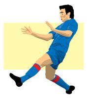 Soccer player 01 20090901 by parka