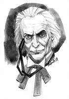 1st Doctor by melmoth2014